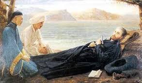 Death of St. Francis Xavier